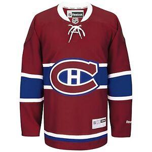 f6659b819b6 Image is loading Montreal-CANADIENS-RBK-NHL-Premier-Jersey-100-Original-