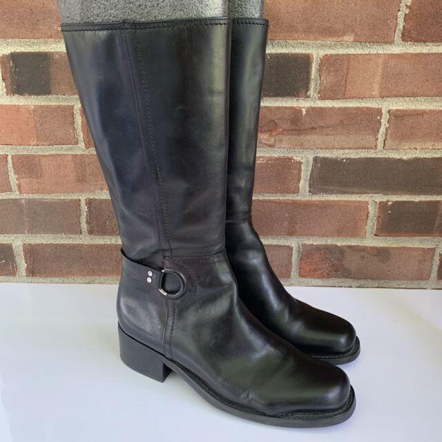 Nike Facile Fabric \u0026 Leather Mid Calf