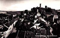 Moorbad Lobenstein , Blick vom Kirchturm , DDR , Ansichtskarte,1973 gelaufen