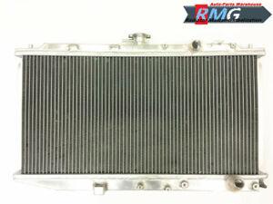 Fits 1988-1991 Honda Civic//CRX Aluminum Factory Replacement Radiator DPI-886
