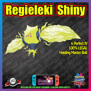 Shiny-REGIELEKI-Crown-of-Tundra-100-Legal-6IV-Pokemon-Sword-Shield