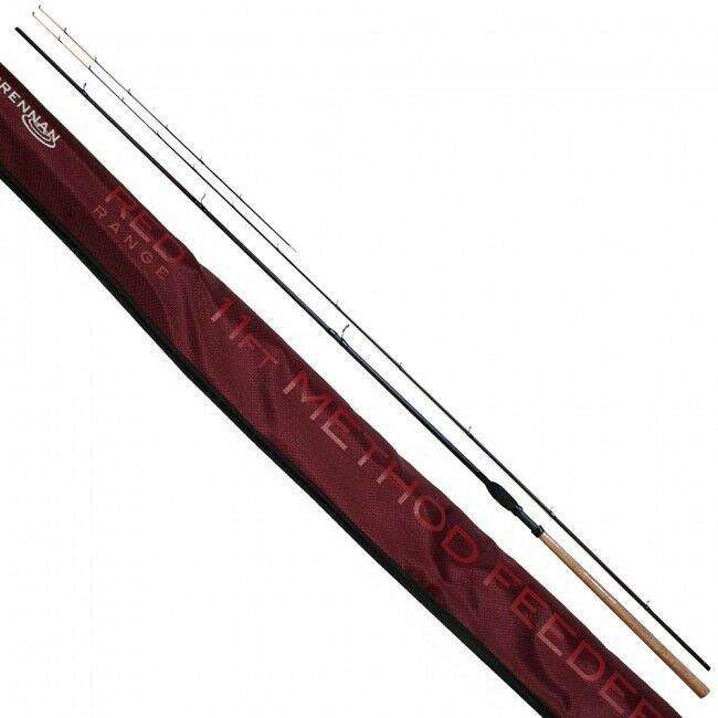 Drennan Red Range Method Feeder Rod