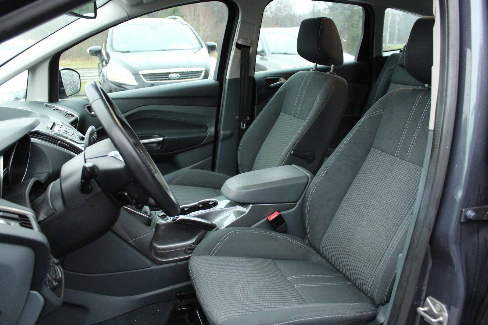 Ford C-MAX 1,6 TDCi 115 Titanium - billede 11