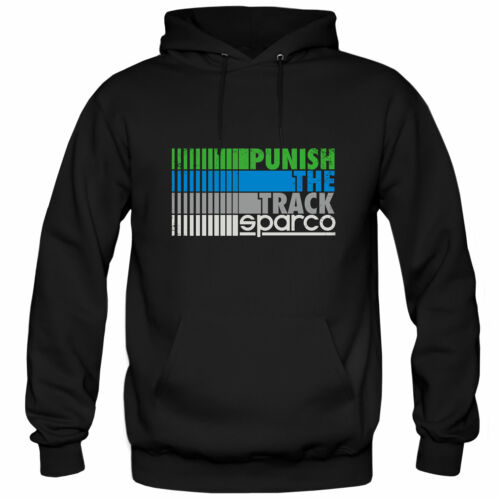 Sparco Punish the Track Hoodie