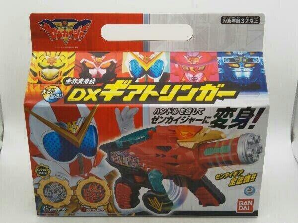 Kikai Sentai Zenkaiger DX GEARTLINGER Morpher NEW Bandai [Fast ship]