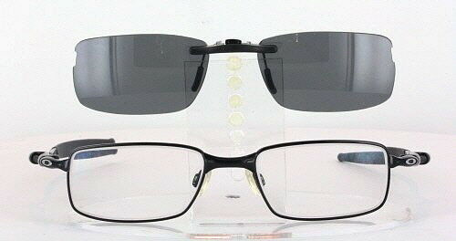 37d929ebe9 2 of 9 Custom Fit Polarized CLIP-ON Sunglasses For Oakley COILOVER OX5043  51x18 5043