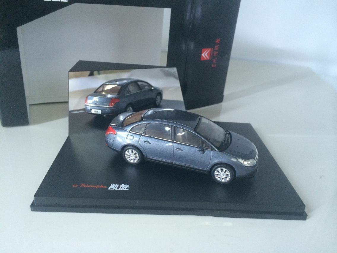 1 43 Citroen C-Triomphe Die Cast Model