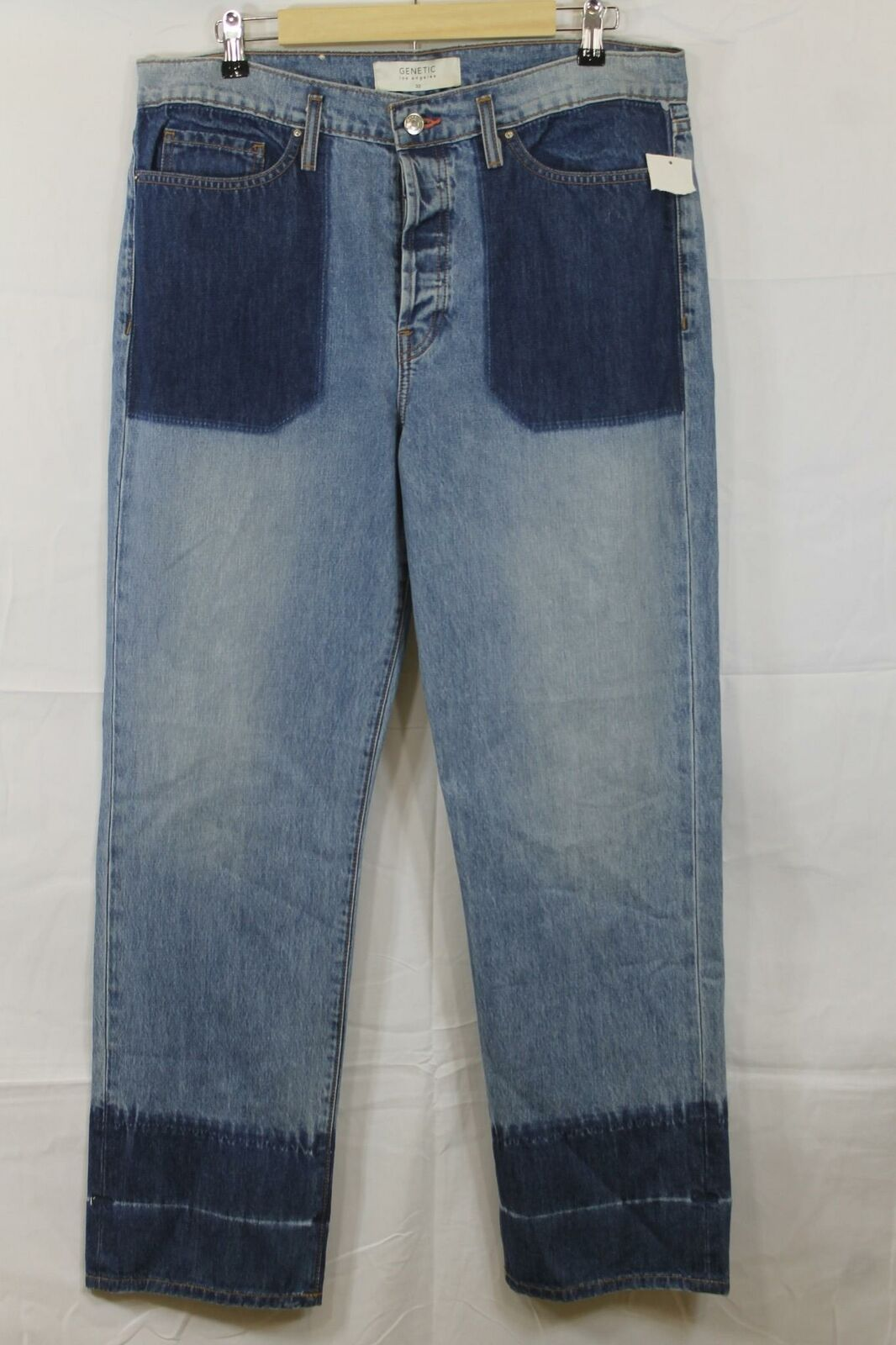 Womens Genetic Los Angeles joey bootcut Jeans Size 32 x 31 NWT
