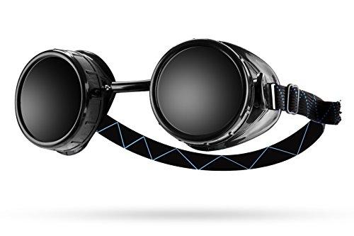 Sellstrom 85110 Pvc Eye Cup Welding Goggle Body 50mm Diameter Clear Lens Green For Sale Online Ebay
