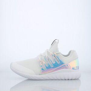 Adidas Tubular Radial Iridescent Hologram