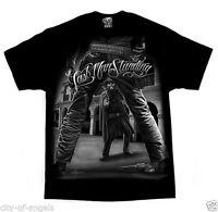 Lowrider Dga Last Man Standing Homie Ranchero Tee Gangster Clothes Pistolero