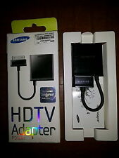 Samsung HDTV Adapter 30 Pin HDMI to HDTV Adapter-GalaxyTab10.1,8.9,7.7 Free Gift