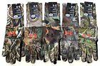 Under Armour UA CG Cold Gear Liner Men's Full Camo Hunt Gloves