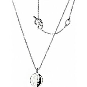 Hot diamonds dp244 ionia silver disc pendant necklace ebay image is loading hot diamonds dp244 ionia silver disc pendant necklace mozeypictures Image collections