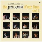 The Jazz Greats of Our Time, Vol. 1 by Manny Albam (Vinyl, Sep-2009, Fifty Second Street)