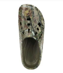 6d265e18cc RealTree AP Men's Camo Slip-on Casual Clog Shoes Size 7 Camouflage ...