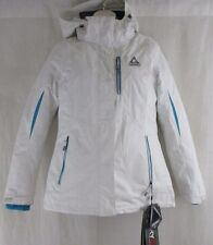6de7fbd5bf7 Gerry Women s Anne 3 in 1 System White Jacket Small MSRP  180 st1