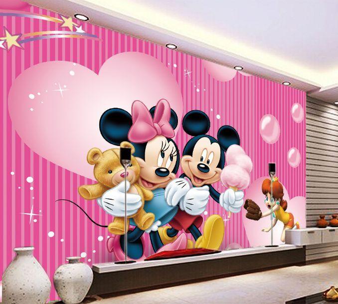 3D Mignon Film 243 Photo Papier Peint en Autocollant Murale Plafond Chambre Art