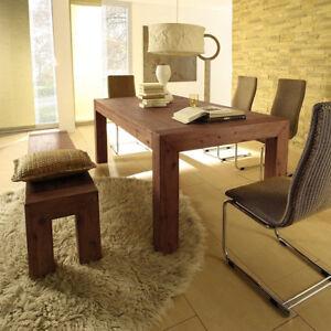 Elegant Das Bild Wird Geladen Hamburg Esszimmertisch Esstisch Tisch Holztisch Akazie  Massivholz Designertisch