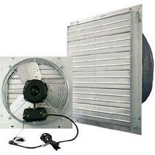New Jampd Es Shutter Fan 20 Indooroutdoor 115v 1ph 3 Speed Aluminum Shutters