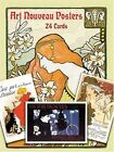 Art Nouveau Poster Postcards in Full Colour: 24 Ready-to-Mail Cards by Dover Publications Inc. (Postcard book or pack, 2003)