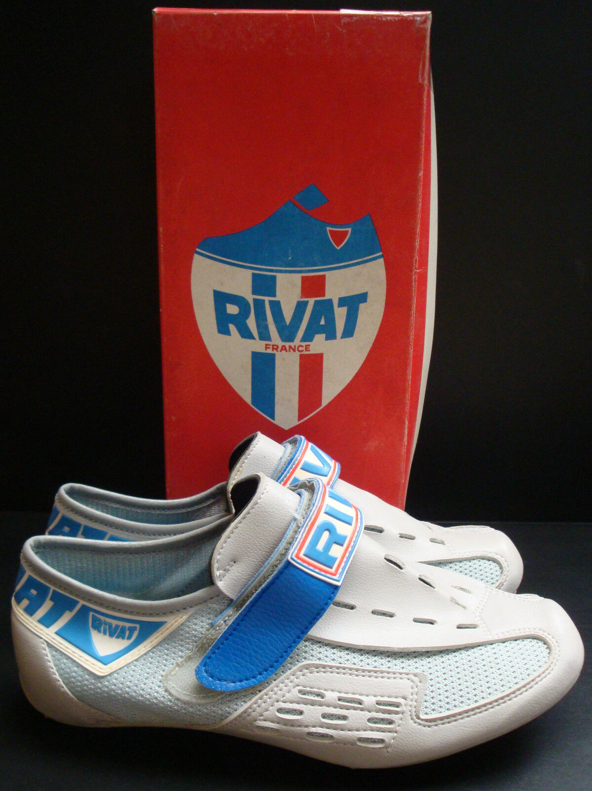 NIB  RIVAT SHOES SIZE 39 VINTAGE MADE IN FRANCE 6