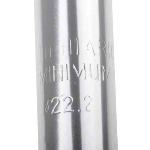 Aluminiumlegierung Fahrrad Vorbau Adapter Extender von Schaft auf Ahead 22,2 Mm