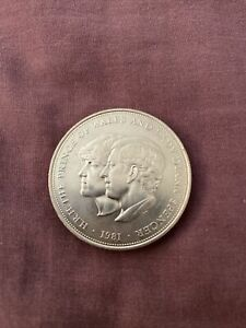 🌟Charles and Diana coin 1981