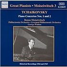 Pyotr Il'yich Tchaikovsky - Tchaikovsky: Piano Concertos Nos. 1 & 2 (2001)