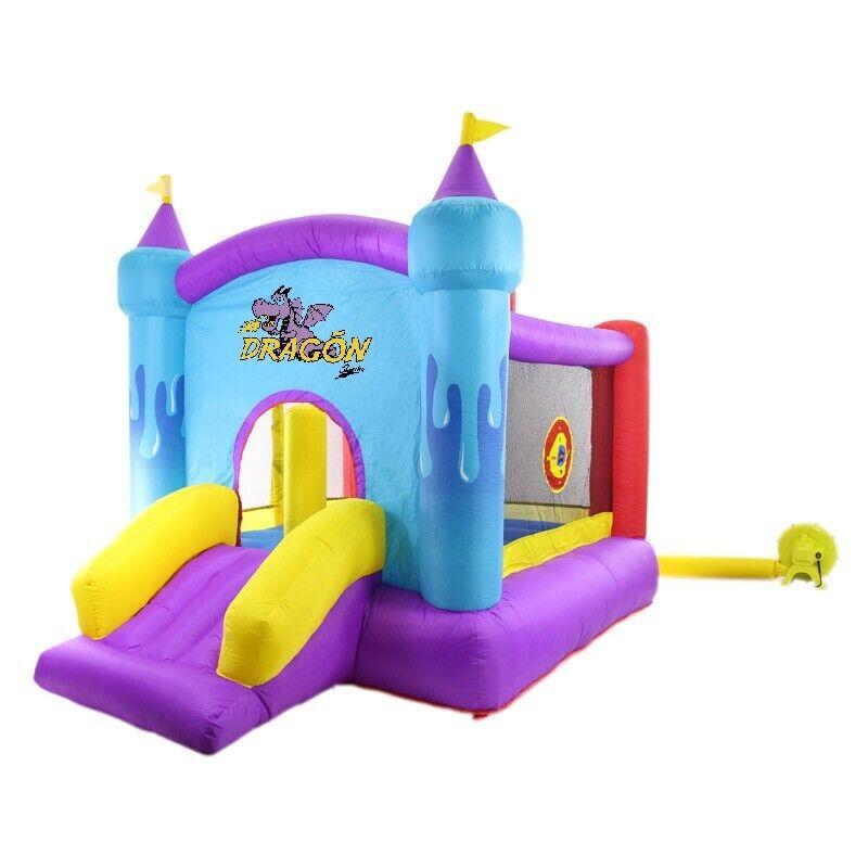 Castillo hinchable infantil 290 x 213 x 210 cm