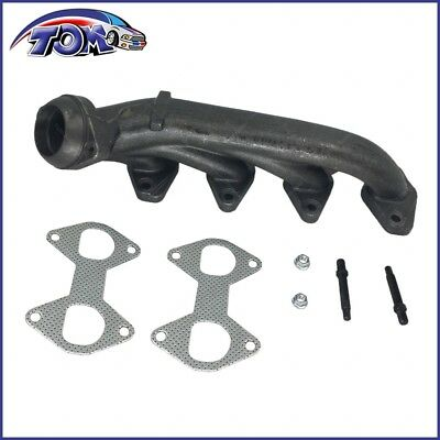 Exhaust Manifold /& Gasket Kit Passenger Side Right RH for Ford Truck 5.4L
