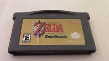 Legend of Zelda: A Link to the Past/Four Swords Nintendo Game Boy Advance GBA