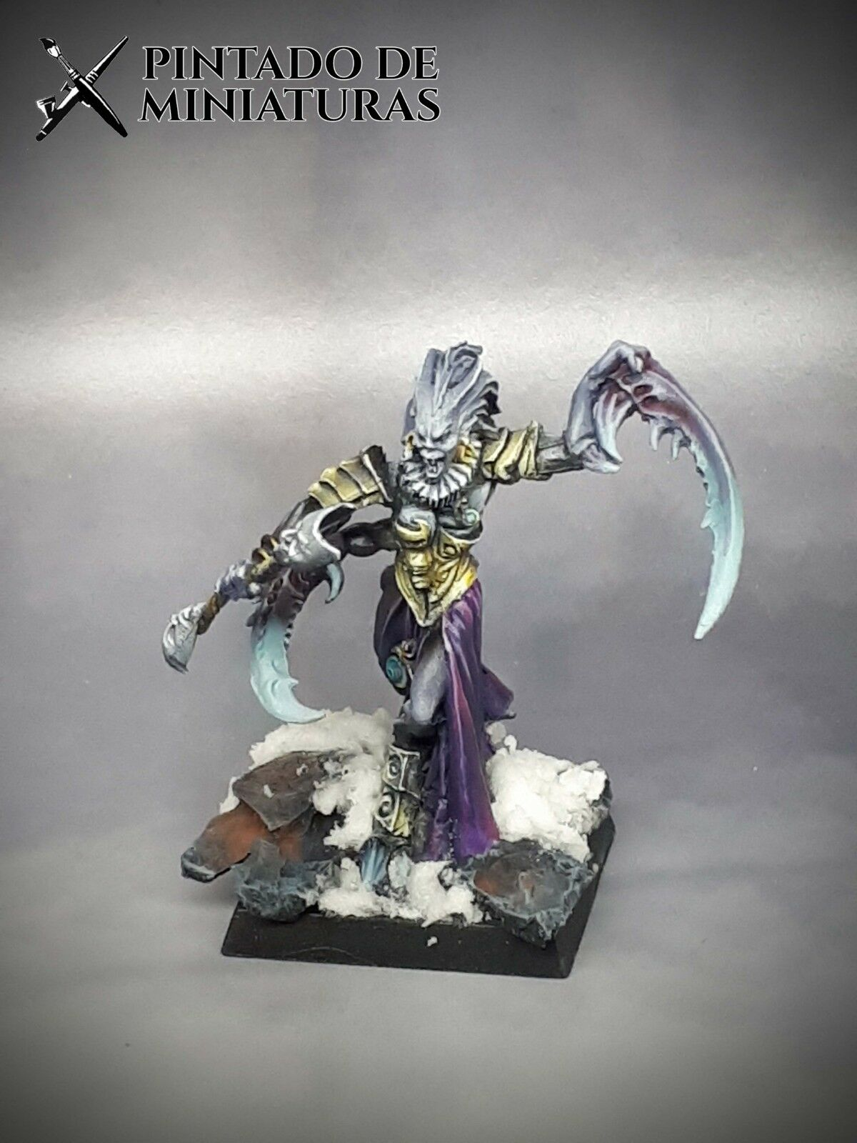⭐ The Masque AoS WARHAMMER Games Workshop Model Chaos Slaanesh Age of Sigmar