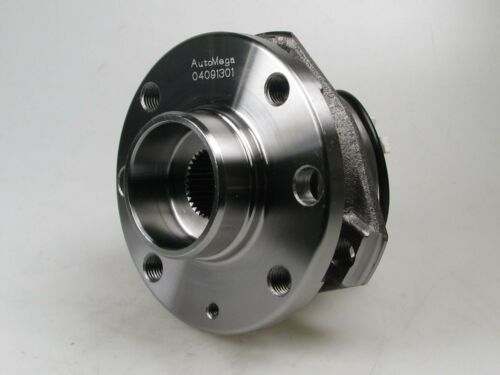 Vauxhall Astra H Front 4 Stud Bolt Wheel Bearing Hub With ABS Sensor 93178651