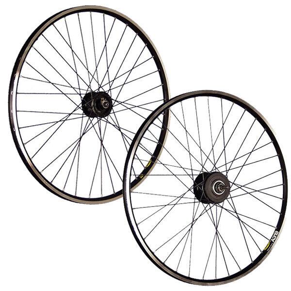 Taylor Wheels 28 Zoll Laufradsatz Mavic A319 Shimano Alfine Dynamo - 8 Gang Nabe