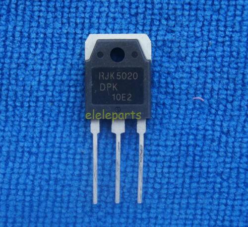 5pcs RJK5020DPK RJK5020 HITACHI TO-3P