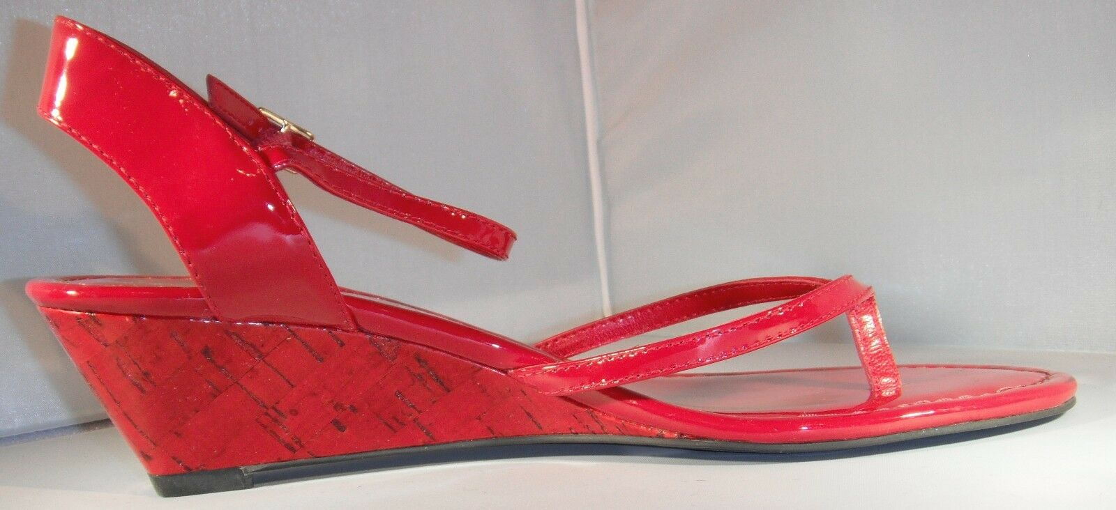 sconti e altro NIB Lauren Ralph Lauren Laila Mary Jane Jane Jane Wedge Sandal scarpe sz 6M  rivenditore di fitness