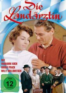 DIE-LANDARZTIN-KOCH-MARIANNE-PRACK-RUDOLF-MILLOWITSCH-WILLY-DVD-NEU