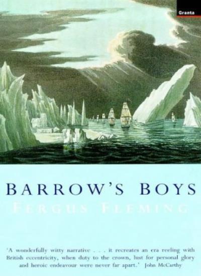 Barrow's Boys,Fergus Fleming