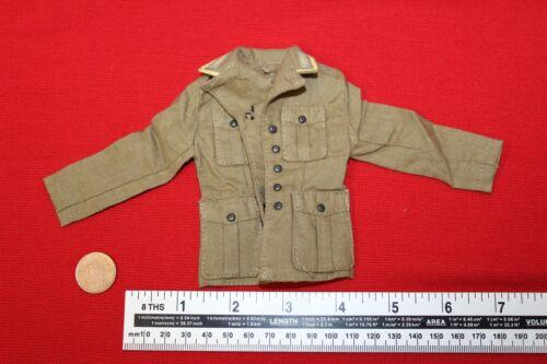 Modèles DRAGON 1:6TH échelle WW2 allemand afrika Afrikakorps tunique /& pantalon Reinhardt