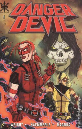 Danger Devil #1 VF Stock Image
