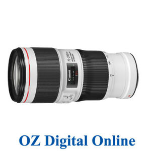 NEW-Canon-EF-70-200mm-f-4-0L-IS-II-USM-F4-0-Lens-1-Year-Aust-Wty-for-EOS-6D-5D