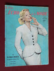 Juin 1955 L'écho de la mode N°25 Hebdomadaire féminin vintage couture rétro