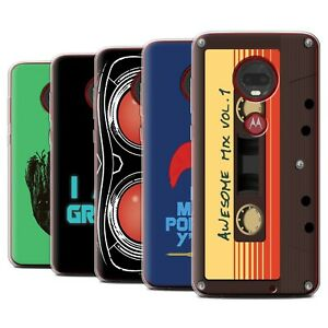 Gel-TPU-Case-for-Motorola-Moto-G7-G7-Plus-Guardians-Comic-Inspired