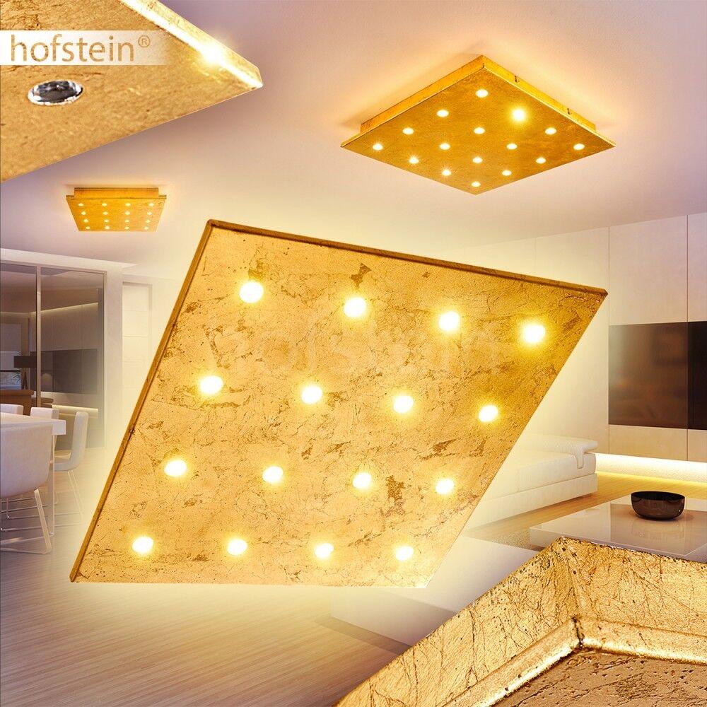 Luci Soffitto Design LED Corridoio colorei oro salotto sonno spazio tavole lampade da cucina