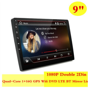 9-034-1080P-Double-2Din-Touch-Screen-Quad-Core-1-16G-GPS-Wifi-DVD-LTE-BT-Mirror-Link