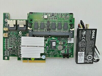 Fast Shipping Dell R374M XXFVX PERC H700 512MB RAID Integrated SAS Controller