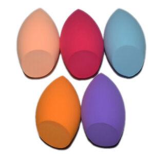 Libre-de-Latex-Forma-de-Gota-Maquillaje-Esponja-Mezcladora-de-Base-Base-patting-Buffer-Puff