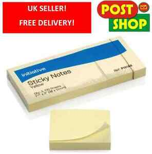 Sticky-notes-yellow-1200-sheets-38mm-x-51mm-1-5-034-x-2-034-12-pads-of-100-sheets