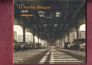 CHARLES-MINGUS-1959-COLUMBIA-JAZZ-CD-DIGIPACK-NUOVO-SIGILLATO